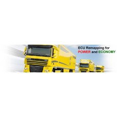 ECU Remapping Service - HGV ECU Remap
