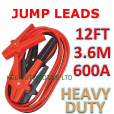 Battery Jump Leads - Heavy Duty